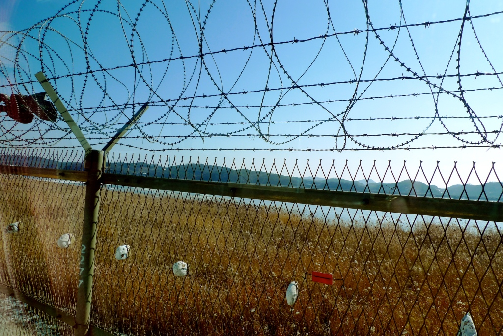 On the edge of conflict, Korea's DMZ