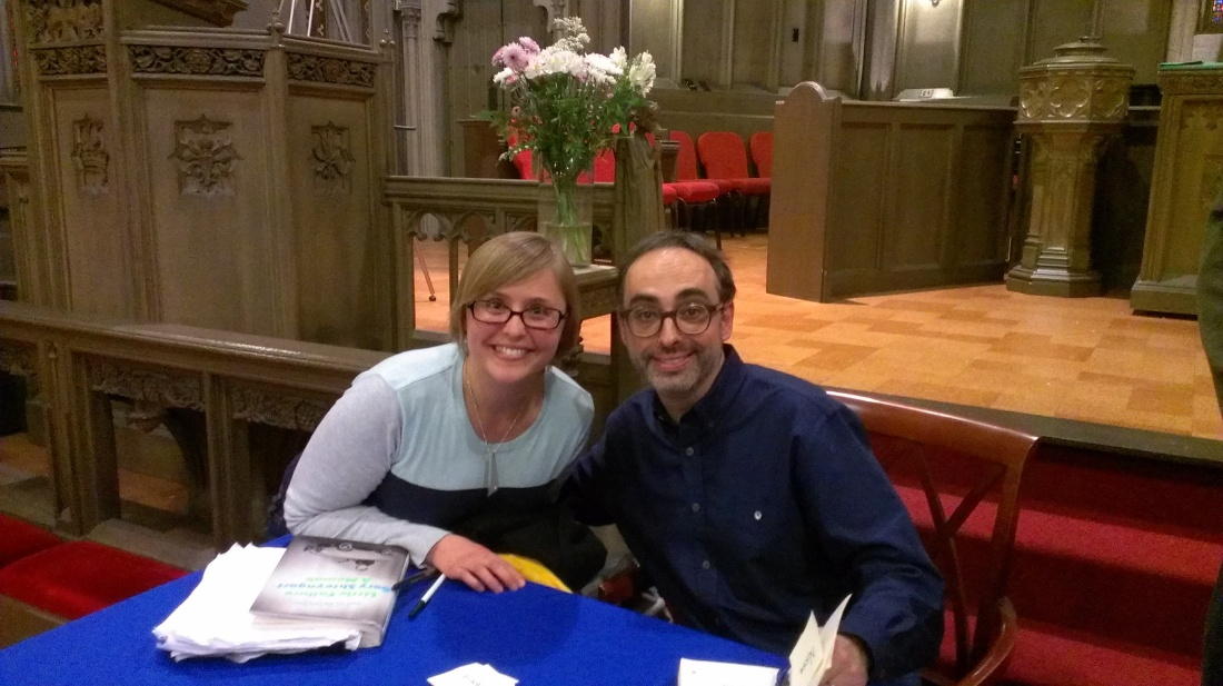 Meeting Gary Shteyngart